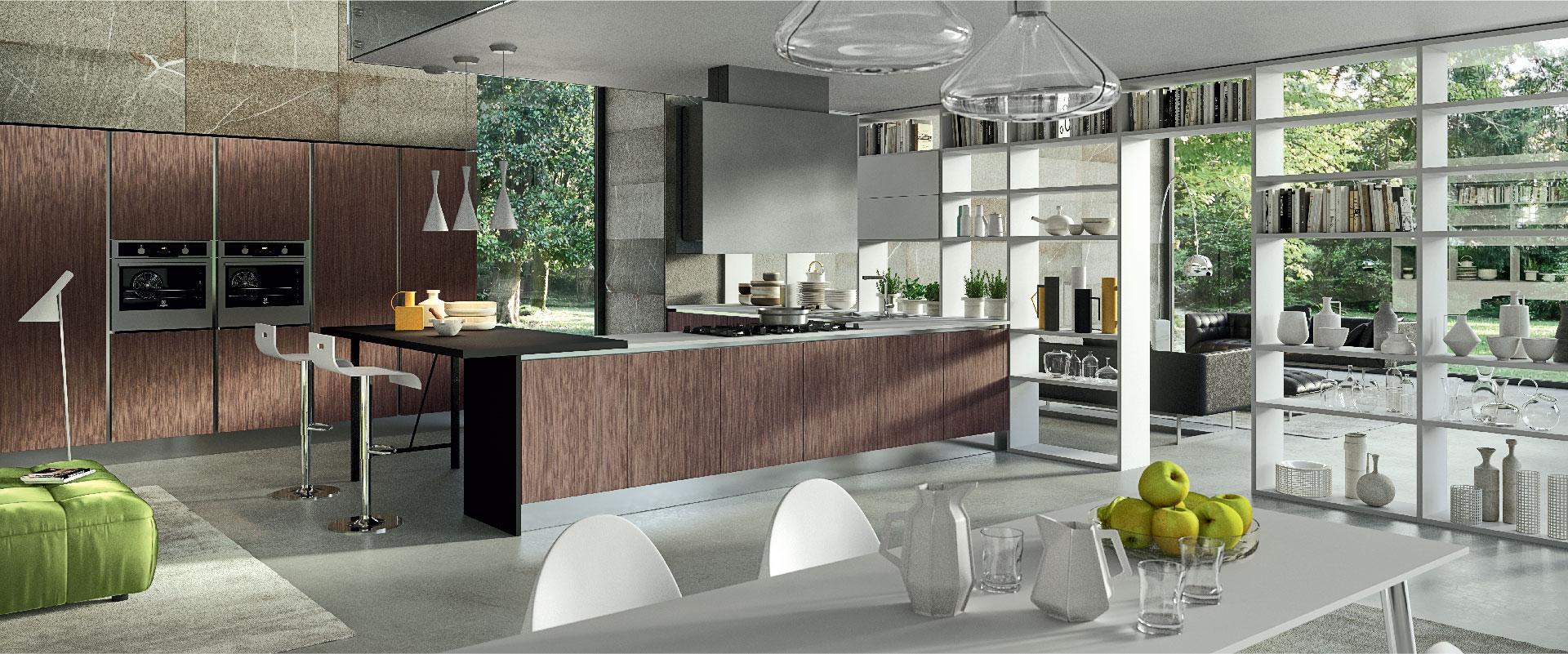 Aran cucine flagship store galbiati arreda for Galbiati arreda