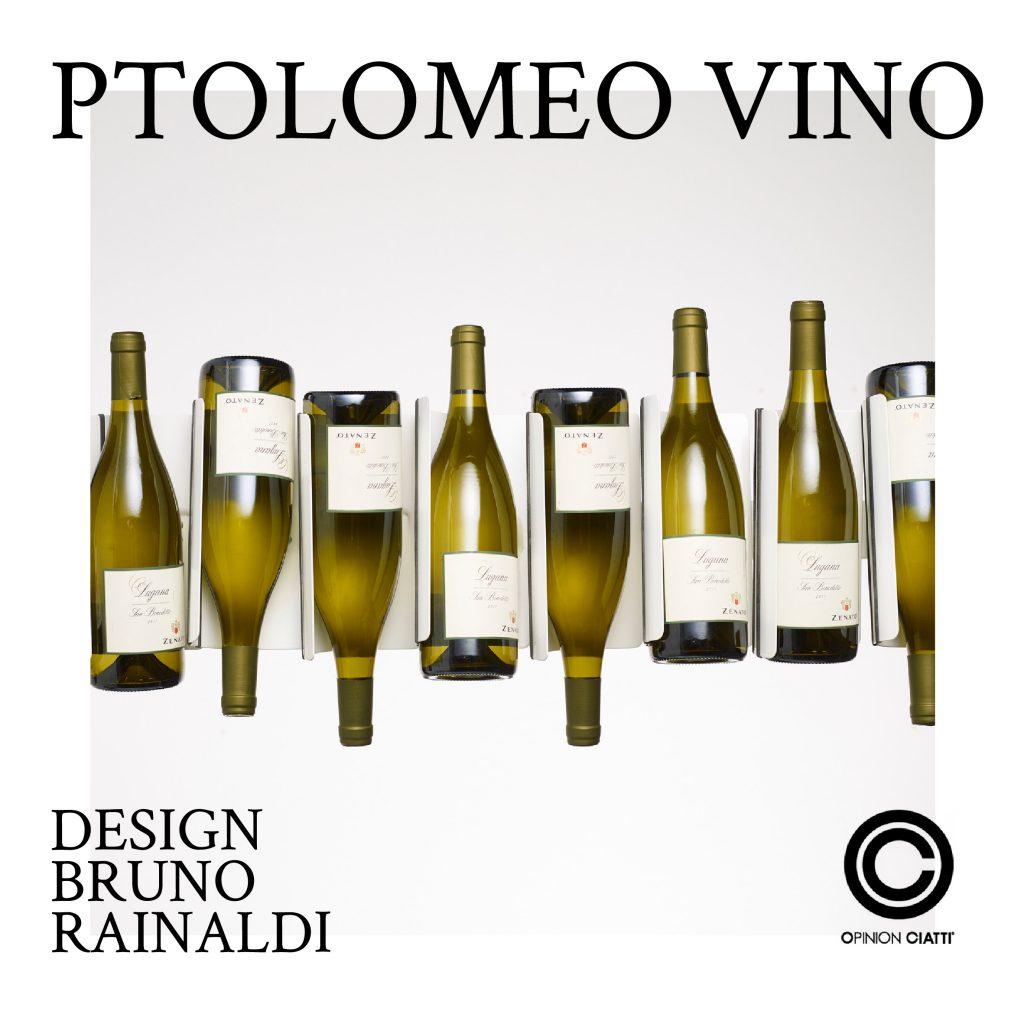 Galbiati arreda presenta ptolomeo vino di opinion ciatti for Galbiati arreda
