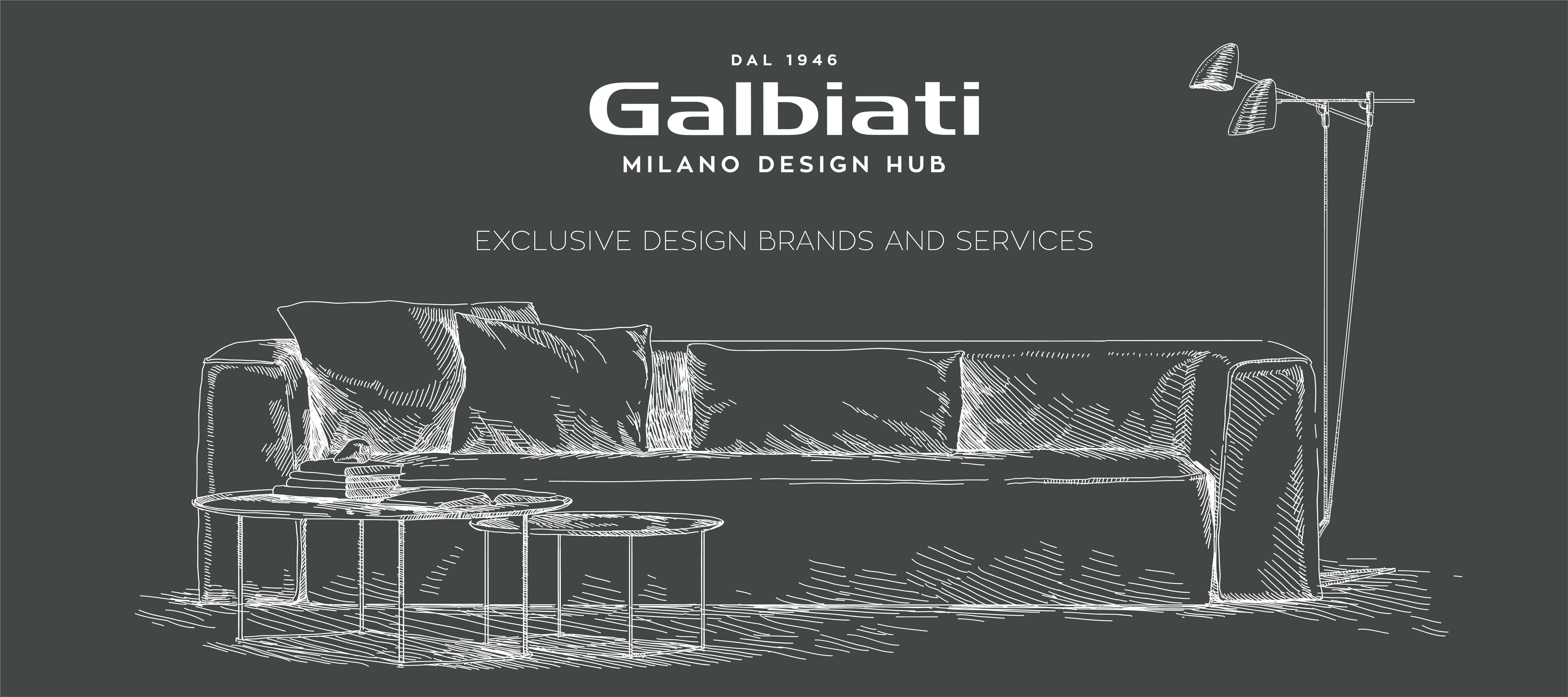 galbiati dal 1946 milano design hub