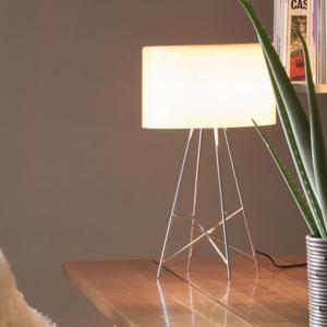 illuminazione flos lampada da tavolo ray t