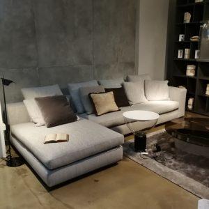 divano minotti Powell galbiati milano design hub