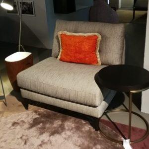 poltrona time pianca galbiati Milano design hub