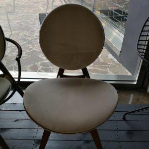 sedia overgaard Dyrman circle dining galbiati milano design hub