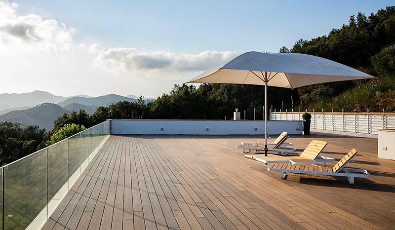 deco natural woods decking solutions galbiati Milano design hub italy