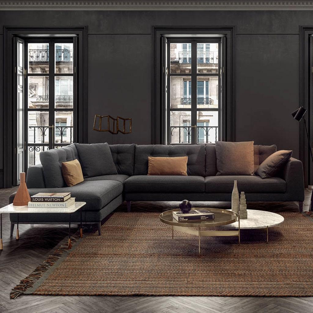 divano time pinch galbiati milano design hub milano italia